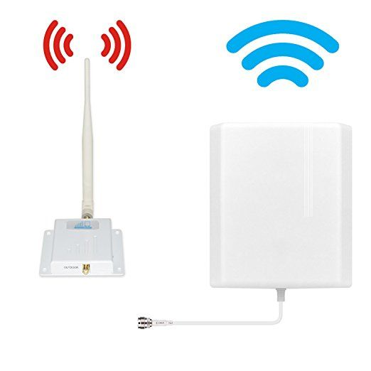 ATT T-Mobile Cell Phone Signal Booster 4G Lte Cell Signal Booster ...