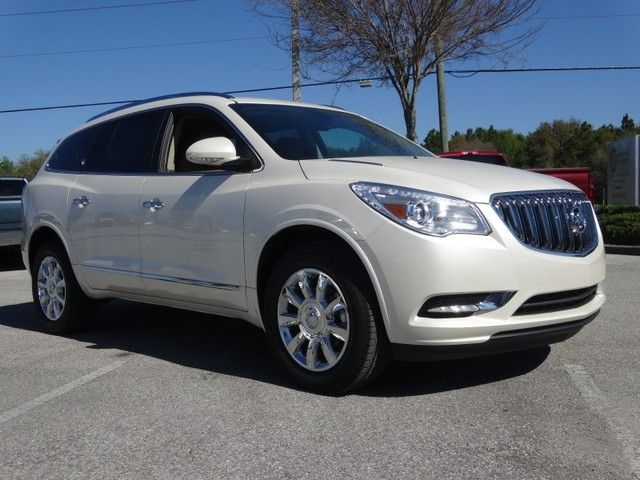 2014 Buick Enclave Leather White Diamond Buick Rvinyl Ht Buick Enclave Buick New Cars