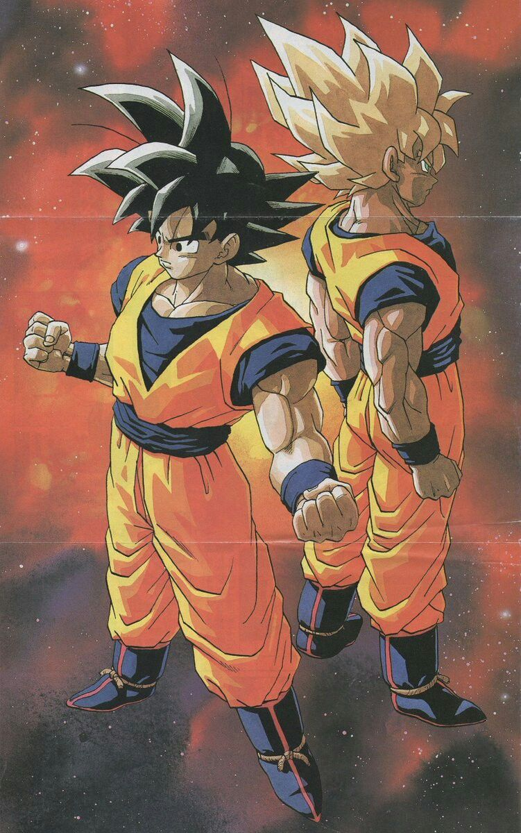 Pin By K 凯撒 On Dragonๅาball In 2020 Dragon Ball Art Dragon Ball Z Goku Pics