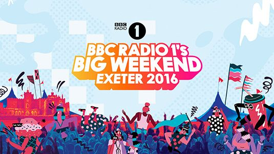 Bbc Radio 1's Big Weekend Arrives With Chaotic Gifs Graphic Rhpinterest: Radio 1 Big Weekend 2016 Tickets At Gmaili.net