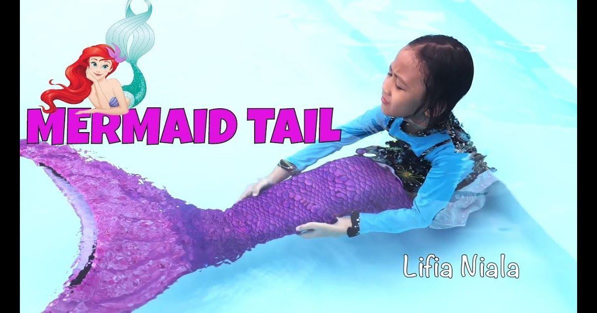 Baju Mermaid Ariel