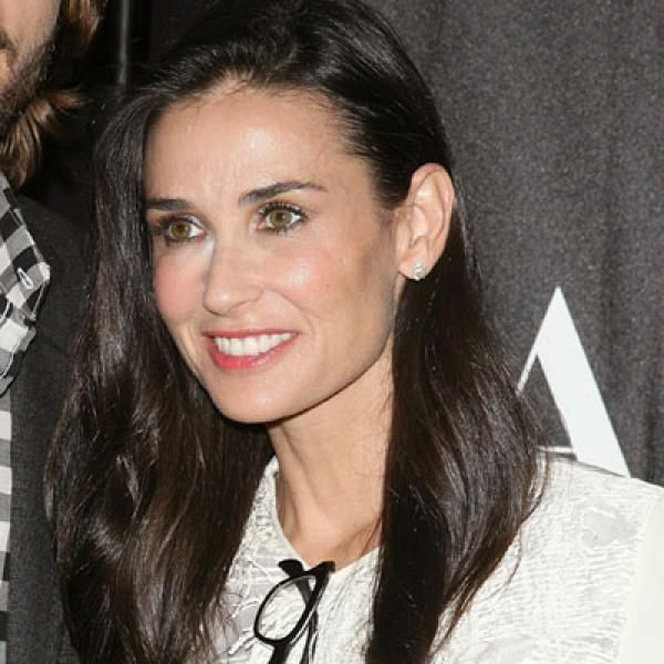 Bbc Worst Jobs In History Royal Bathroom: Aging Gracefully: Demi Moore - Shape Magazine