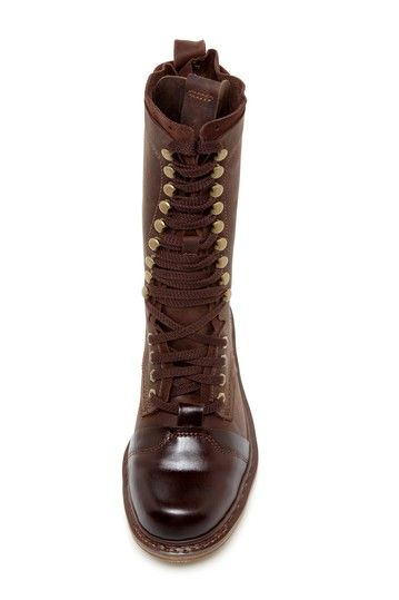 Dr Martens Airwair Franz Military Boot Boots Combat Boots Shoes