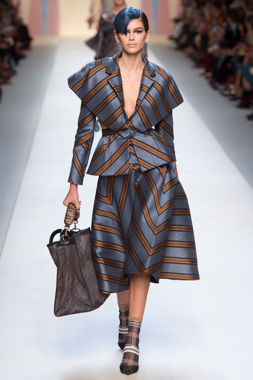 Fendi Spring 2018 Ready to Wear Fashion Show   Stile di moda