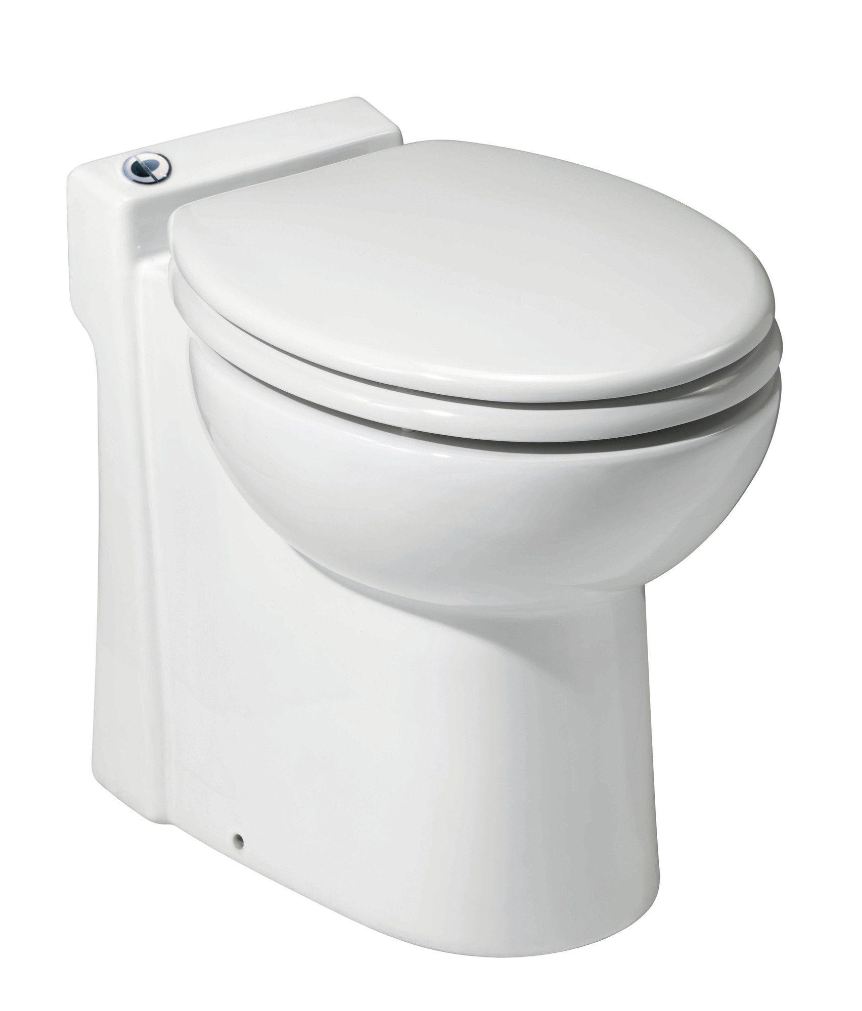 1 Piece Toilet Toilet For Small Bathroom Upflush Toilet One Piece Toilets
