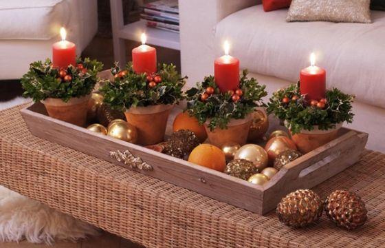 Decorare Candele Di Natale : Tutorial per realizzare delle bellissime candele natalizie fai da