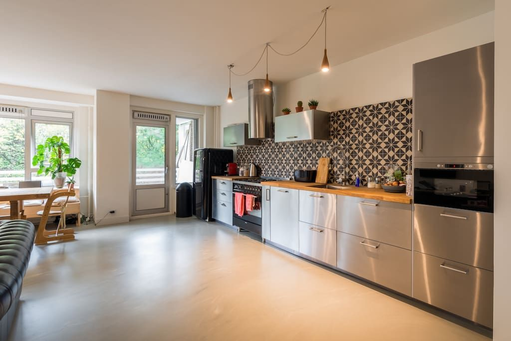 Marvelous Check Out This Awesome Listing On Airbnb: Modern NYC Look App. In  Amsterdam! Apartments For Rent ...