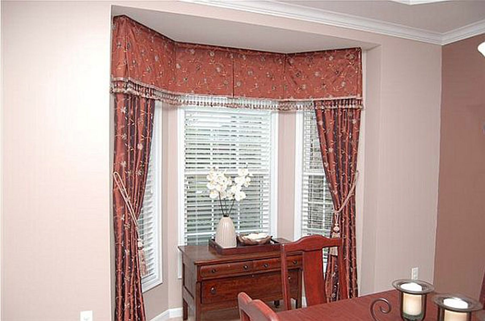 Curtains Design For Living Room Magnificent Bay Window Design Creativity  Wainscoting Kitchen Bay Window Design Inspiration