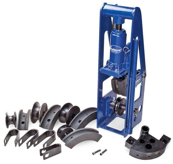 Hydraulic Link Clamps Tools Equipment Tagged Pulling: Eastwood Pro Former Tube Bending Equipment