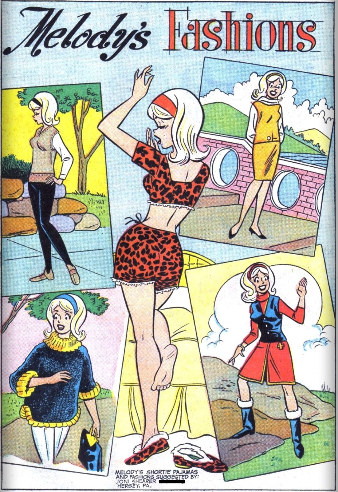 Pin by Melvin Lamb on aLL aBOUT aLEXANDRA | Archie comic