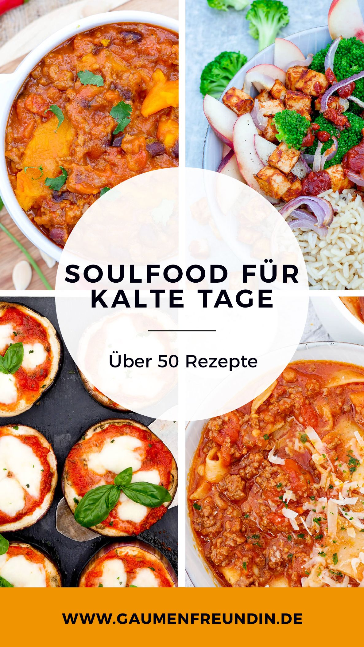 Photo of Herbstliche Soulfood Rezepte