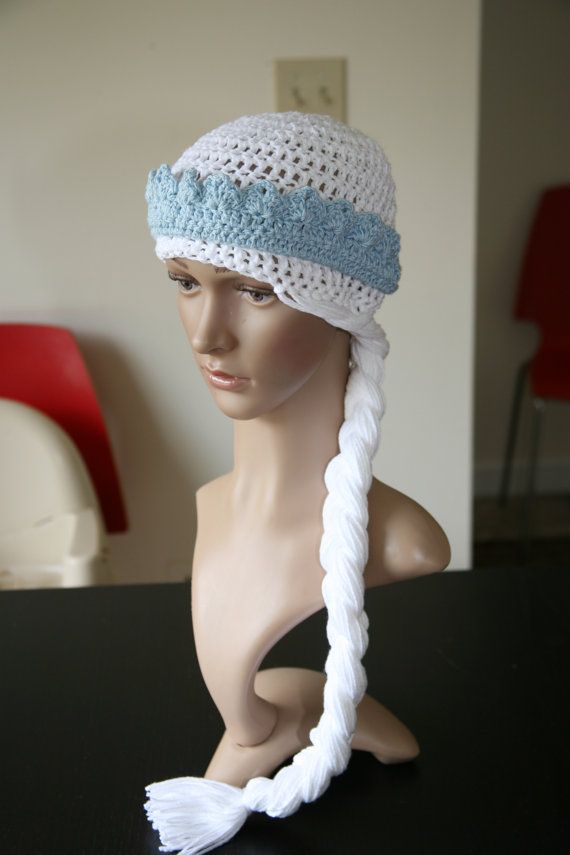 d790463b27c MADE to ORDER FROZEN queen elsa hat all sizes available free shipping to  usa baby girl
