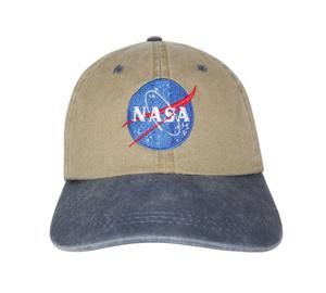 49eca894 Two Toned NASA Embroidered Cap | Nasa Cap | Embroidered caps, Cap, Nasa