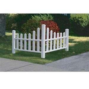 Picket fence corner garden English gardens Pinterest