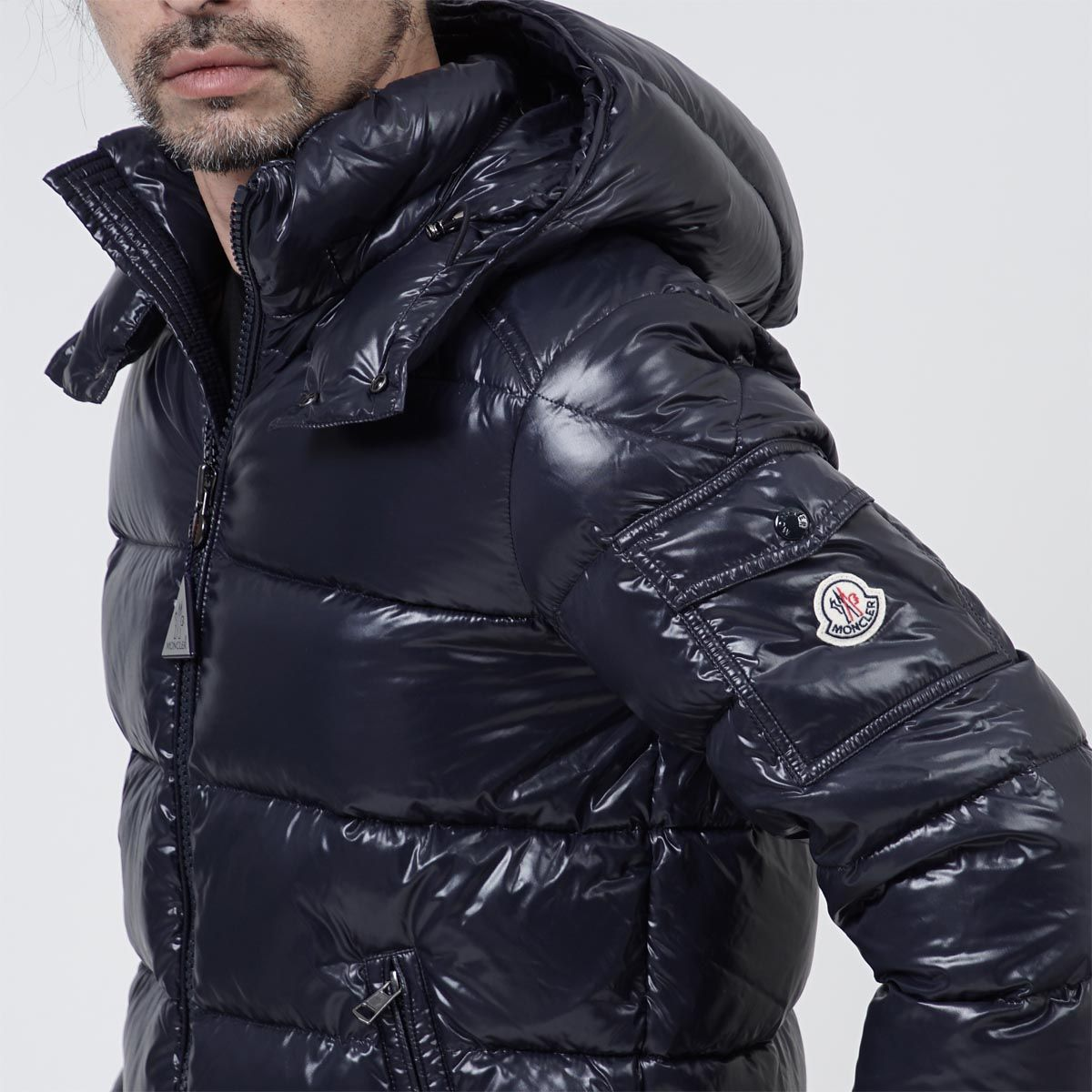 Image result for moncler maya (With images) Shiny jacket