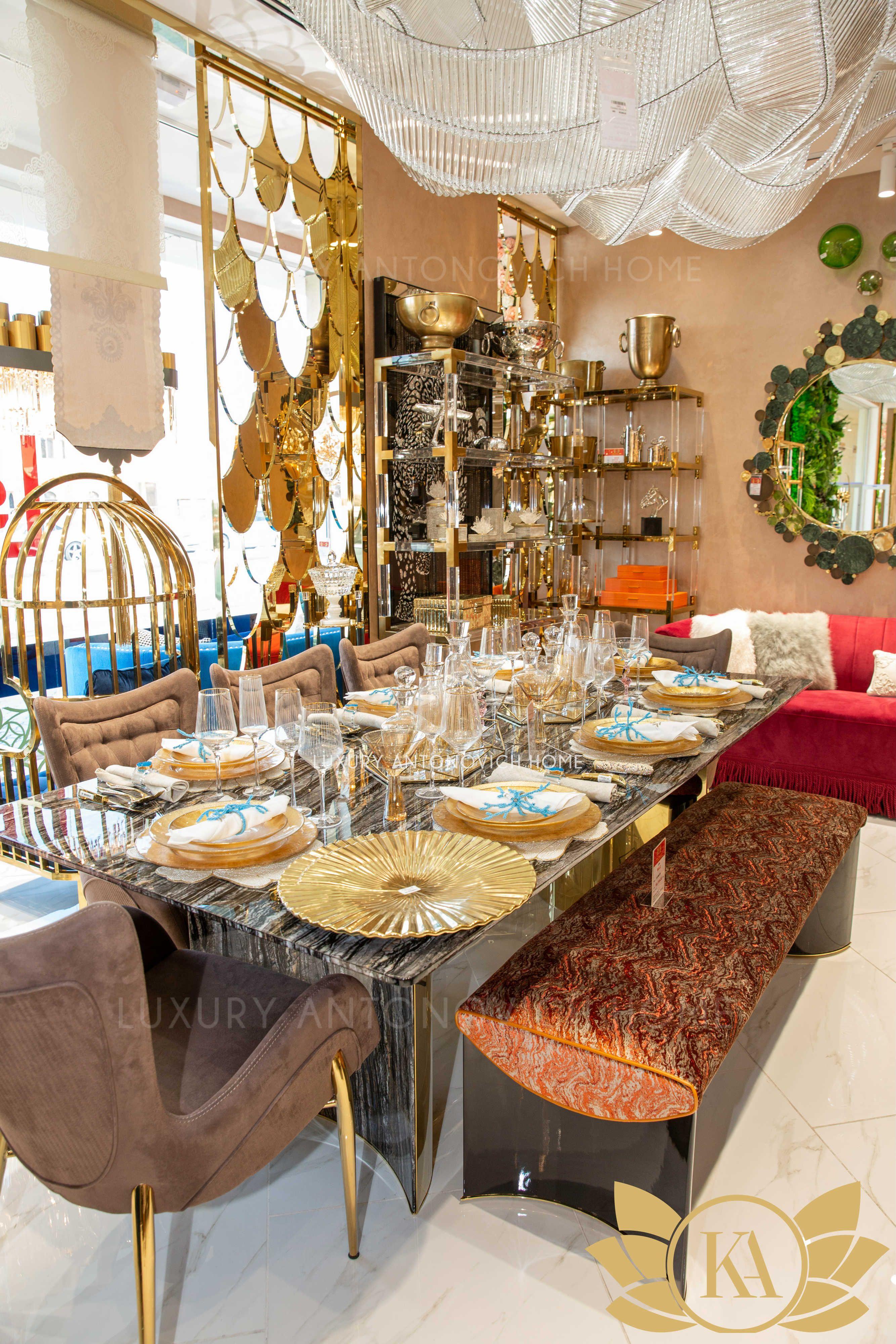 Best Italian Furniture Dubai Italian Dining Tables Collection In 2020 Italian Dining Table Dining Room Design Modern Dining