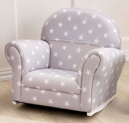 Kids Furniture Upholstered Rocking Chairs Kids Rocking Chair