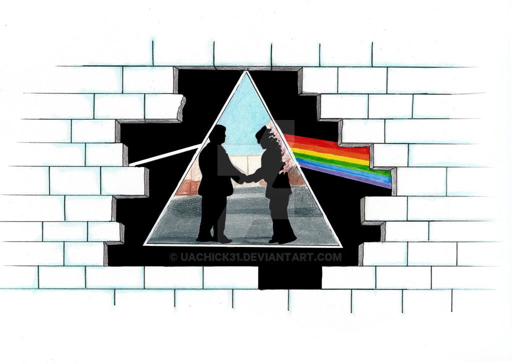 this is a drawing of a tattoo that my brother wants he on pink floyd the wall id=77895