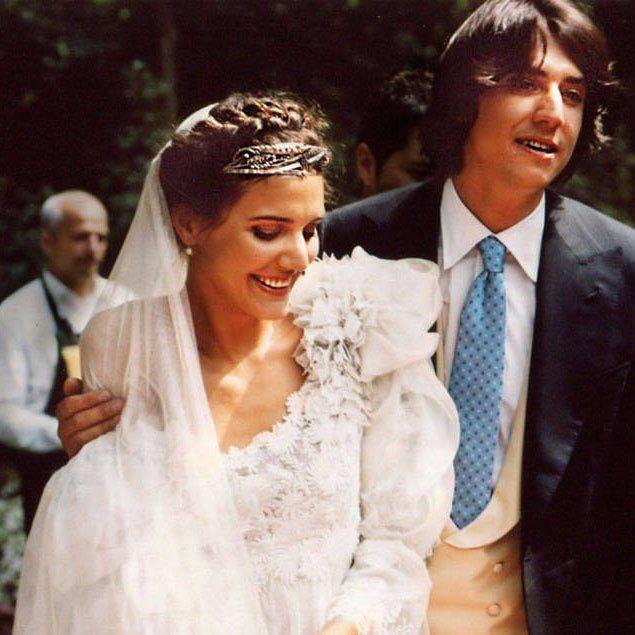 The Bride Wore Braids  Elizabeth Taylor 993be4d214863