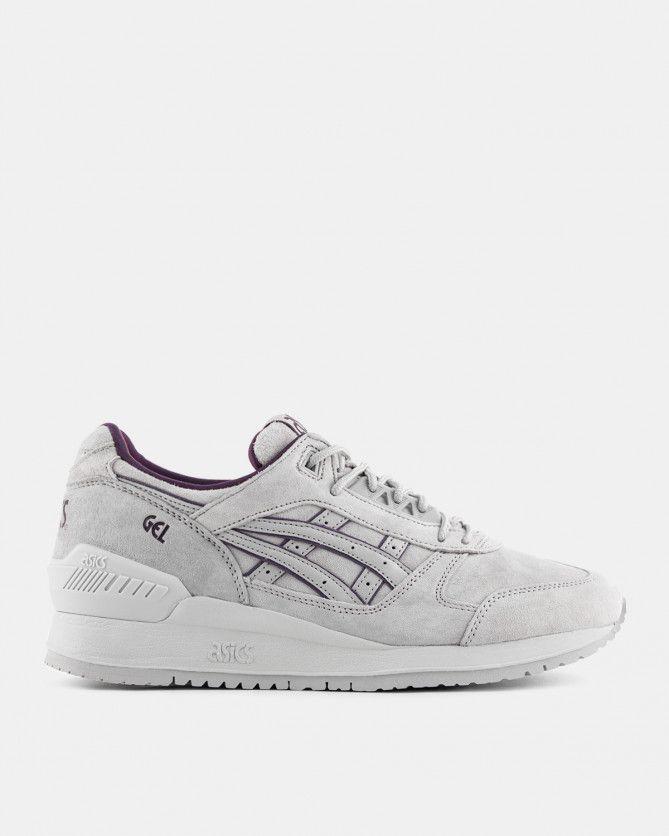 "Asics - Gel Respector ""Tonal Pack"" (Light Grey) - Footwear"