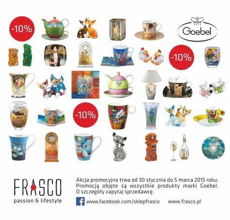 LUTY - Promocje w  FRASCO