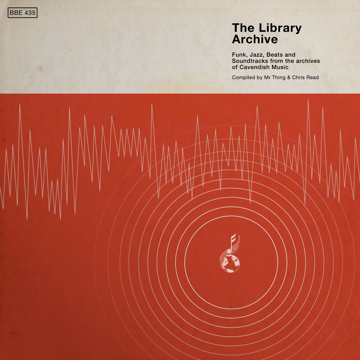 The Library Archive Funk Jazz Beats And Soundtracks From The Vaults Of Cavendish Music Bbe