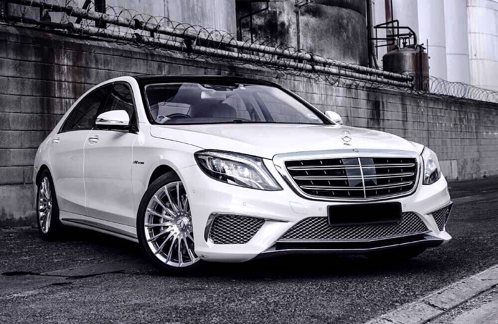 AMG S65 The Big Boss with my DNA The MercedesAMG M279 V12