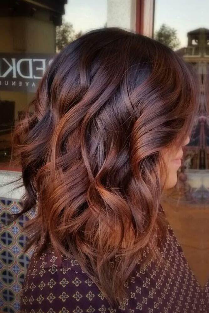 44 Balayage Hair Ideas In Brown To Caramel Tone Hair Ideas