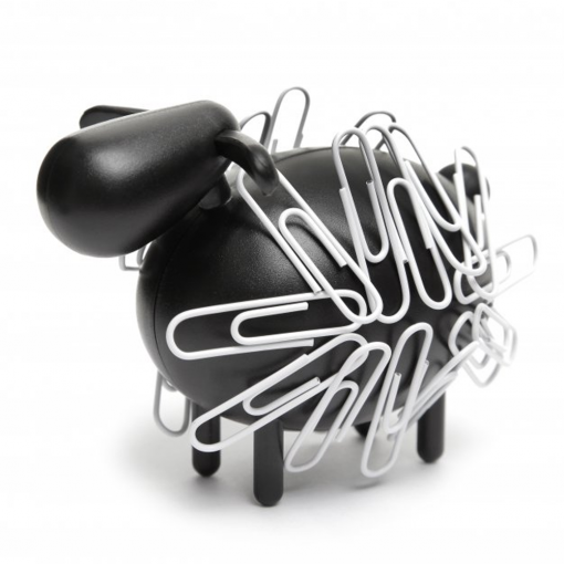 Fred & Friends Sheep Clipper Paperclips Holder - Fred & Friends from Flamingo Gifts UK