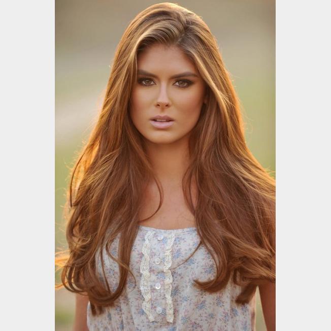 بالصور اجمل تدرجات الشعر البني الفاتح Hair Styles Golden Brown Hair Color Golden Brown Hair