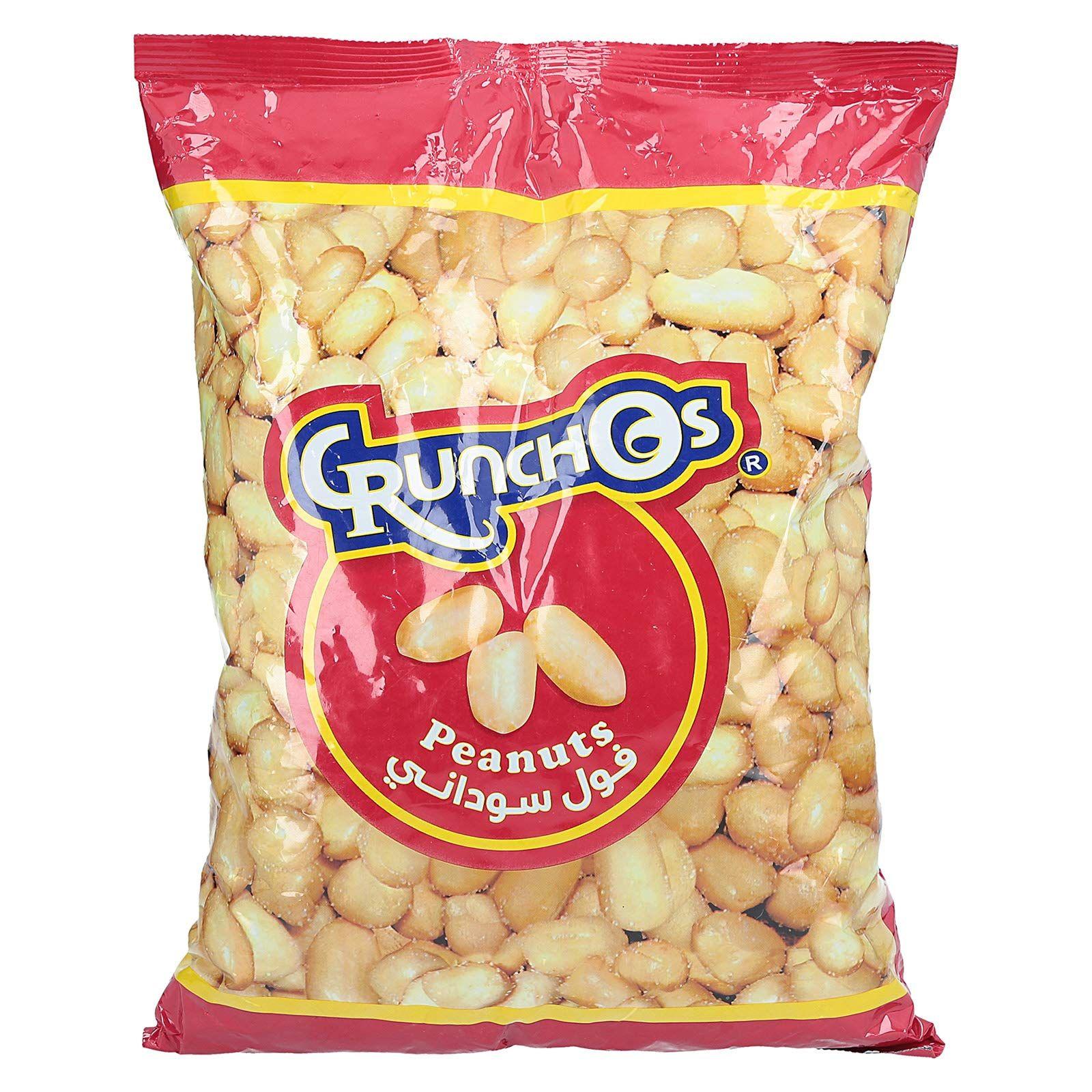 Crunchos مالح الفول السوداني 1000 جم Crunchos Salty Peanuts 1000 Gm تشحن بواسطة امازون امارات In 2020 Peanut Snack Recipes Snacks