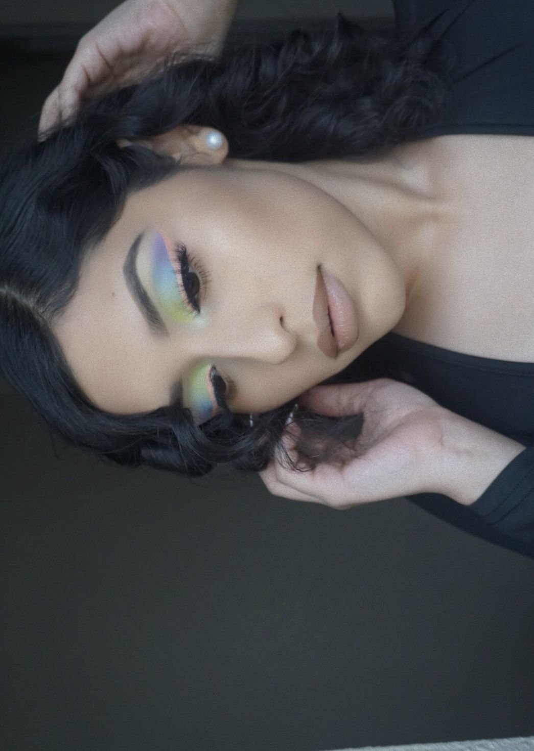 Morphe 35i icy fantasy pastel makeup look in 2020 Makeup