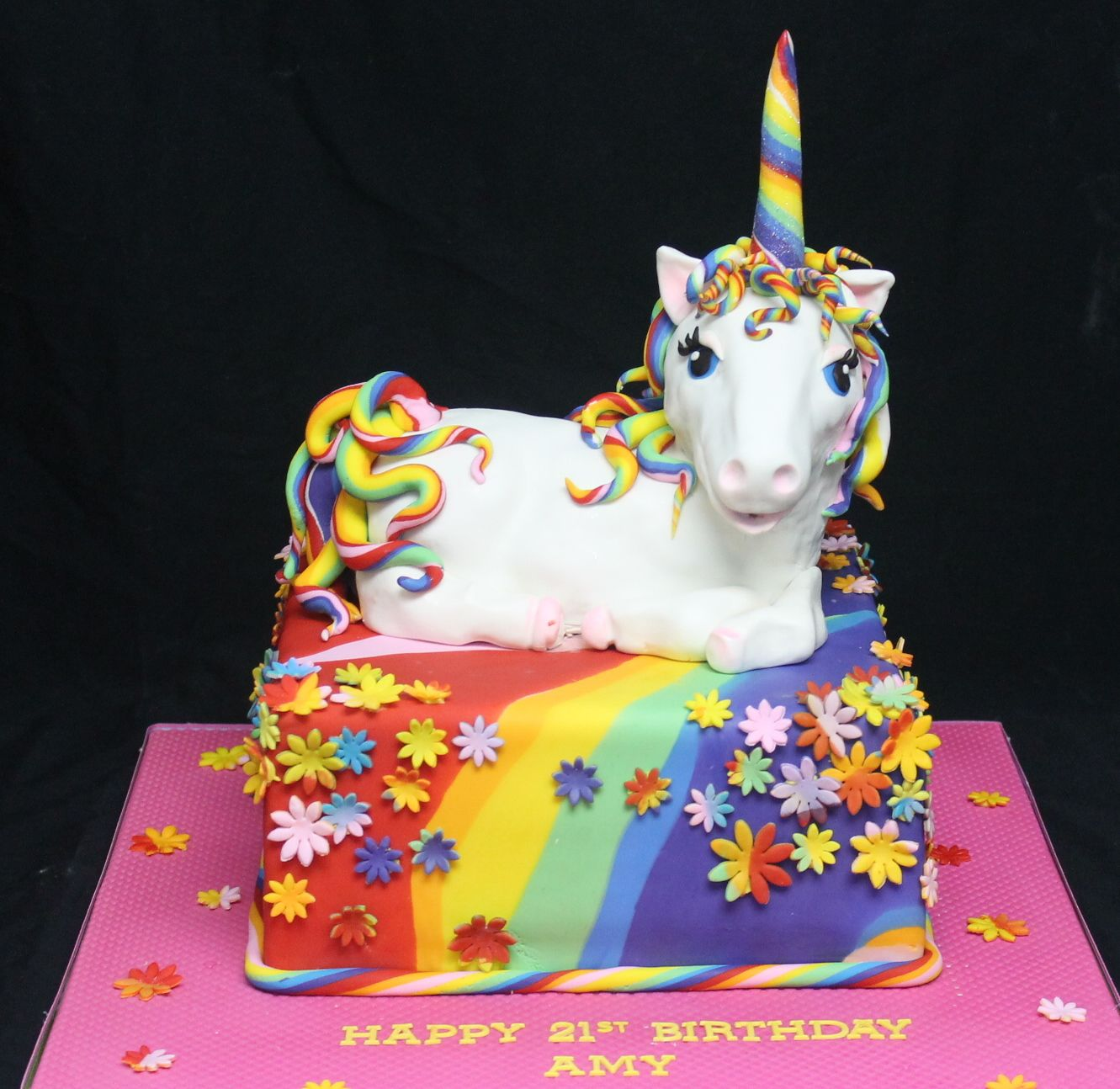 Unicorn Cakes For 13 Year Old Girls Google Search Baking