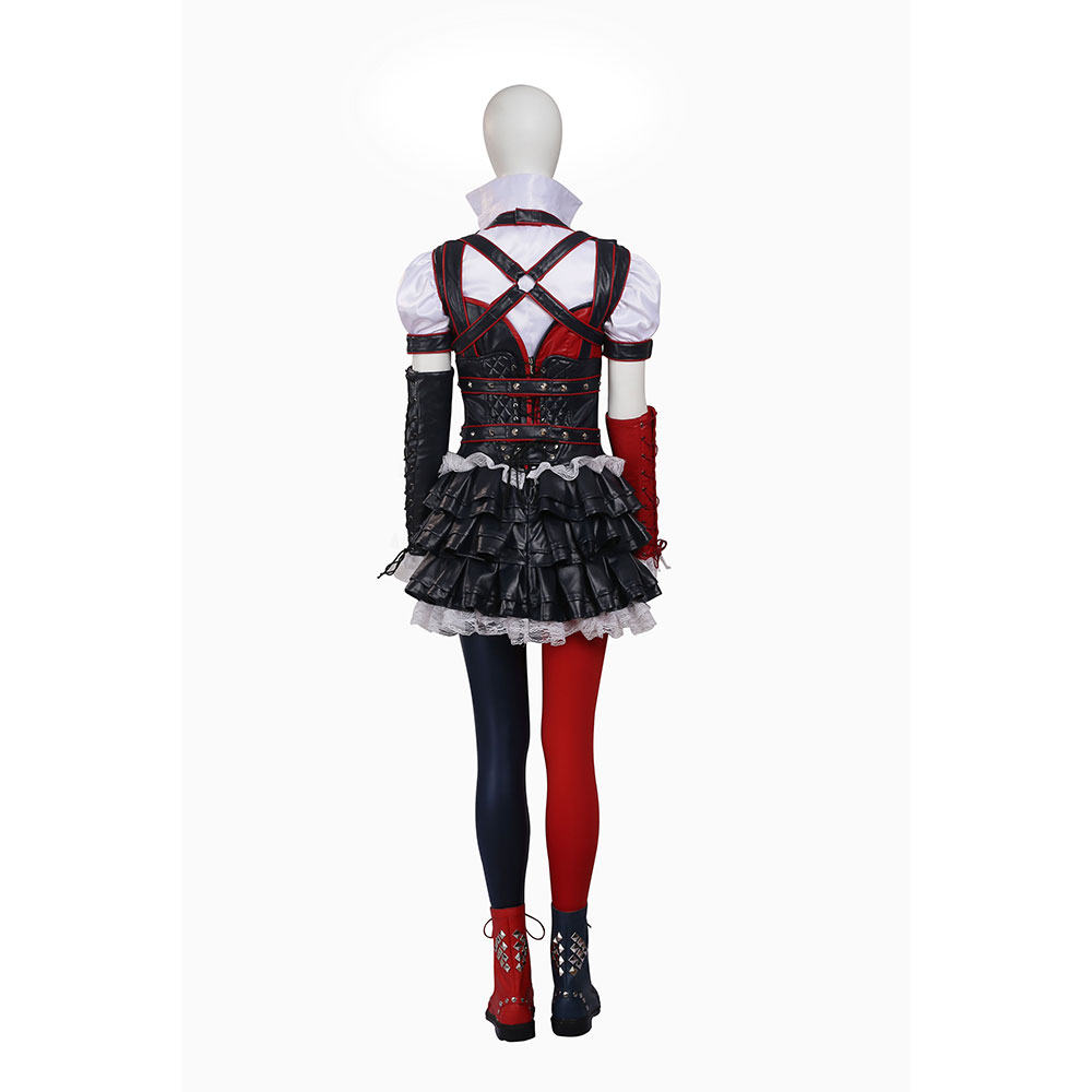 Pin on Harley Quinn Cosplay Costume