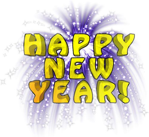 38+ Happy new year 2020 animated clipart ideas