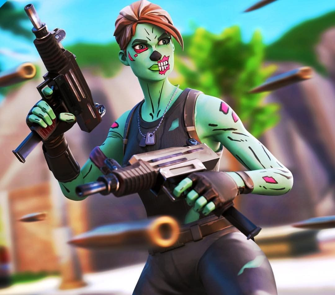 Pin On Ghoul Trooper