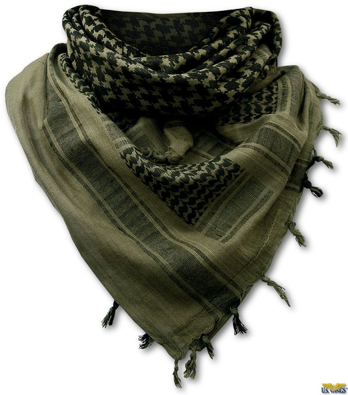 Photo of Shemagh Tactical Desert Scarf