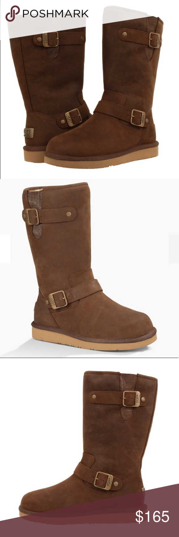 4ee356a2181 UGG Australia Sutter Leather & UGGpure Boots, 6 New without box ...