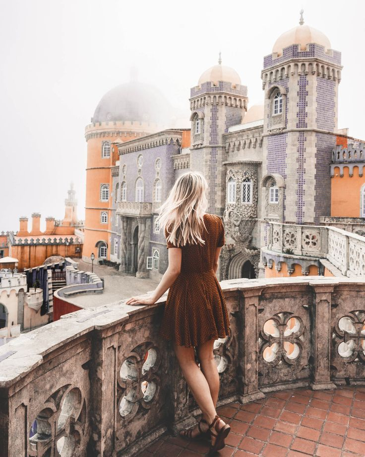 A Guide To Visiting Sintra Castles in Portugal #lisbon