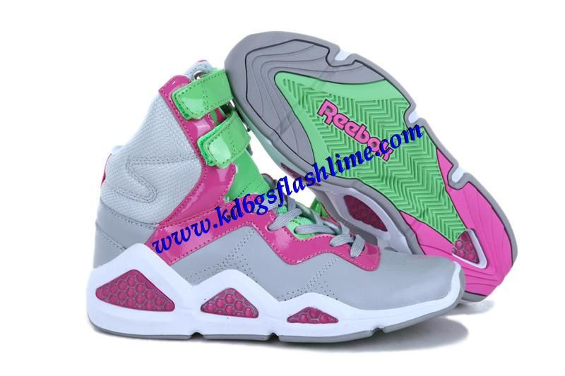 info for aa5eb ad707 Buy Reebok CL Chi-Kaze Womens shoes Grey Pink Green For Sale