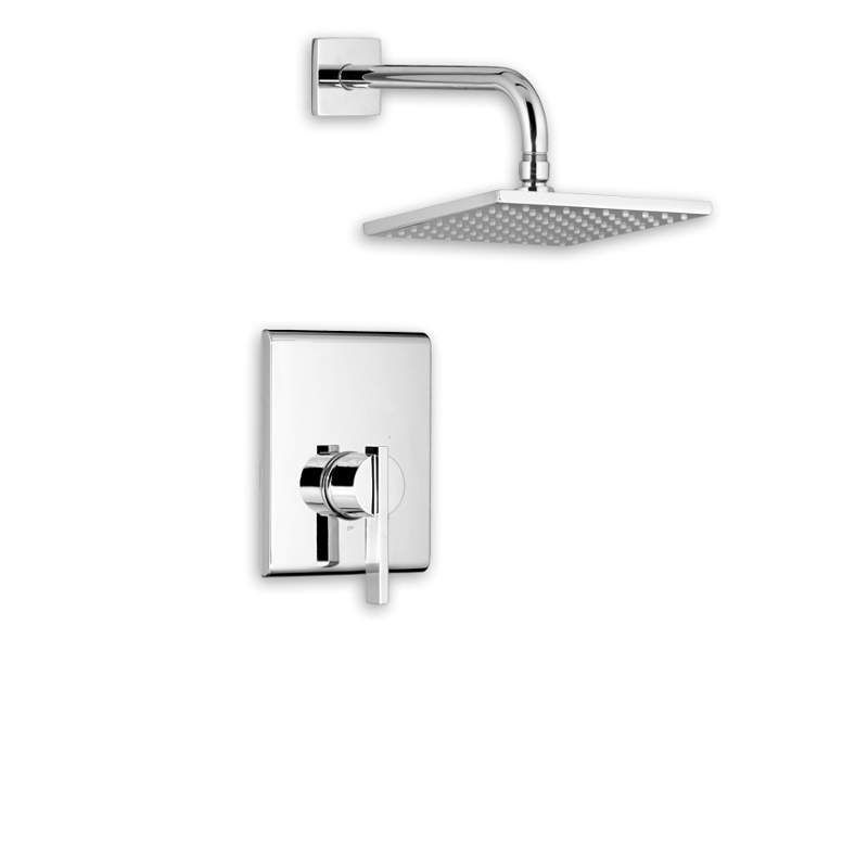 American Standard T184.501 Times Square Shower Trim Package with 2.5 ...