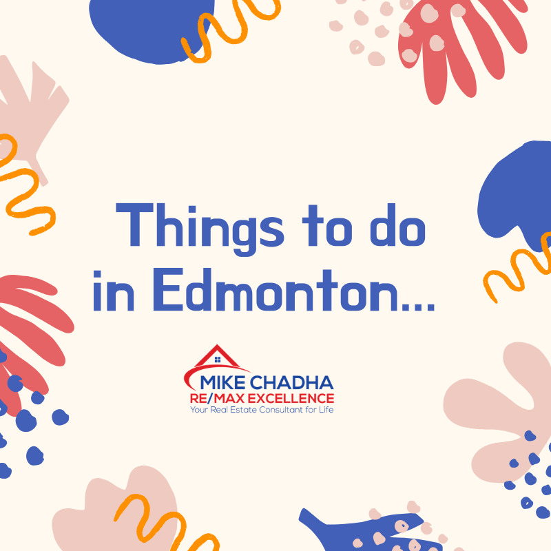 Things to do this weekend in Edmonton Fun family