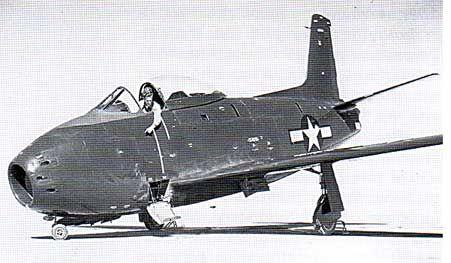 North American FJ-1