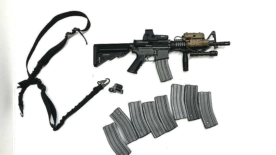 """1//6 Scale Desert Eagle Gun For 12/"""" Action Figure Rifle Model Weapon Soldier Army"""