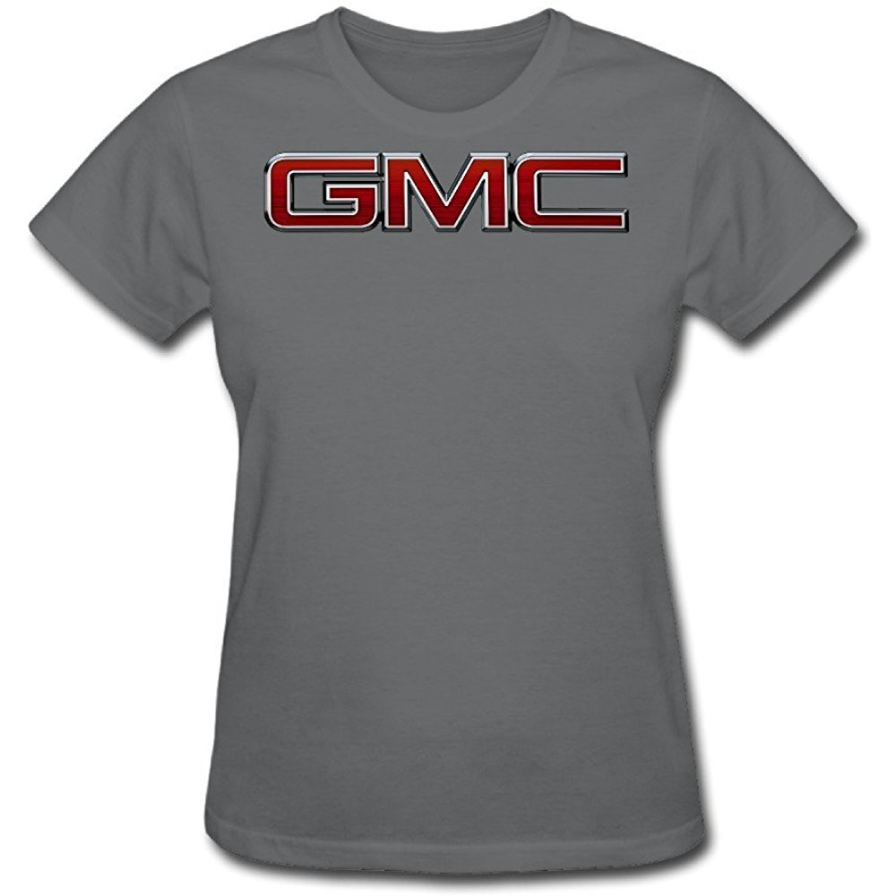 Fengting Women S Gmc Logo T Shirt S Deepheather Tee Tee Shirt