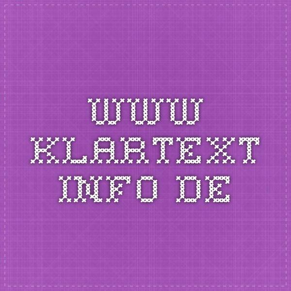 www.klartext-info.de