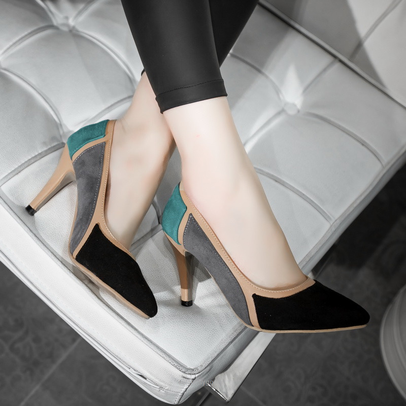 6872d92747a Pointed Toe Thin High Heels Shoes. Teal ShoesKitten Heel ShoesShoes 2016Women s  PumpsWoman ...