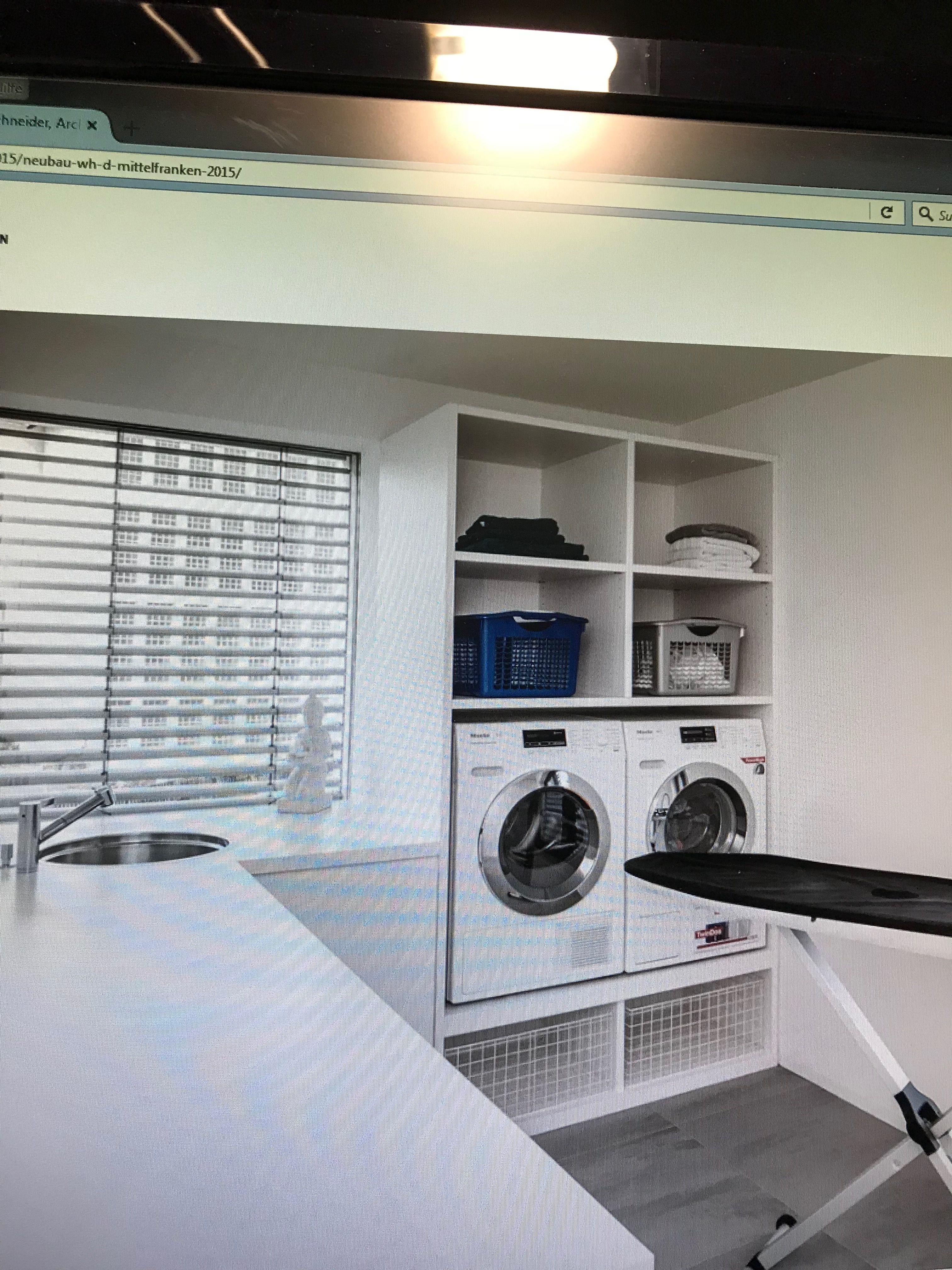 Abstellraum Abstellraum Waschkuchendesign Waschkuchen Schranke