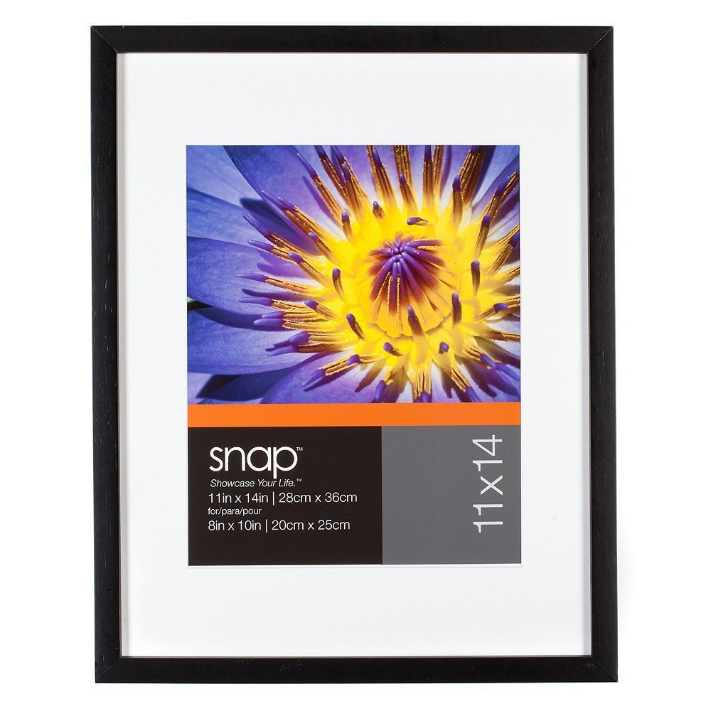 Snap 11 X 14 Matted Frame Frame Frames On Wall Picture Wall