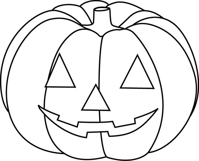 Citrouille Coloriage Halloween A Imprimer Citrouille Halloween Facile Coloriage Halloween